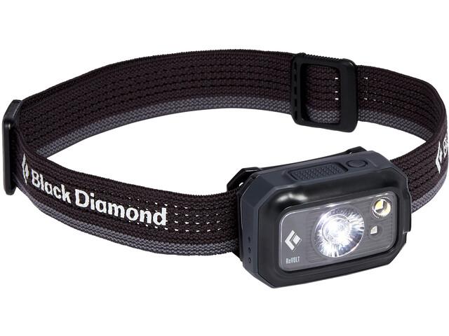 Black Diamond ReVolt 350 Headlamp graphite